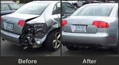 car accident damage repair shop in Ernakulam, car denting and painting workshop in Ernakulam, Car body repair and painting shop in Manjummel, Ernakulam,