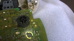Benz E280 Cabin top control panel repairing (4)
