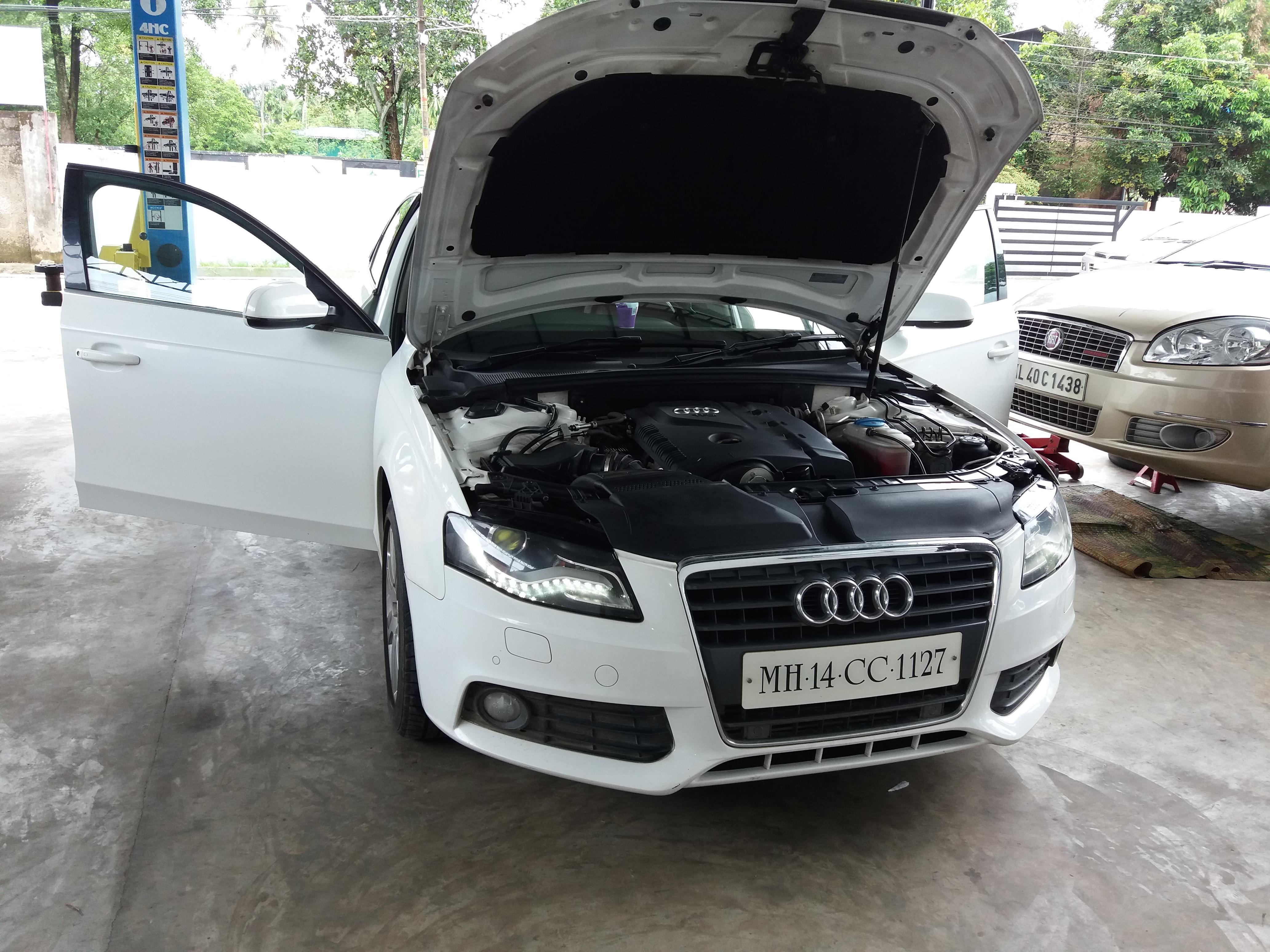 Audi repair and service center