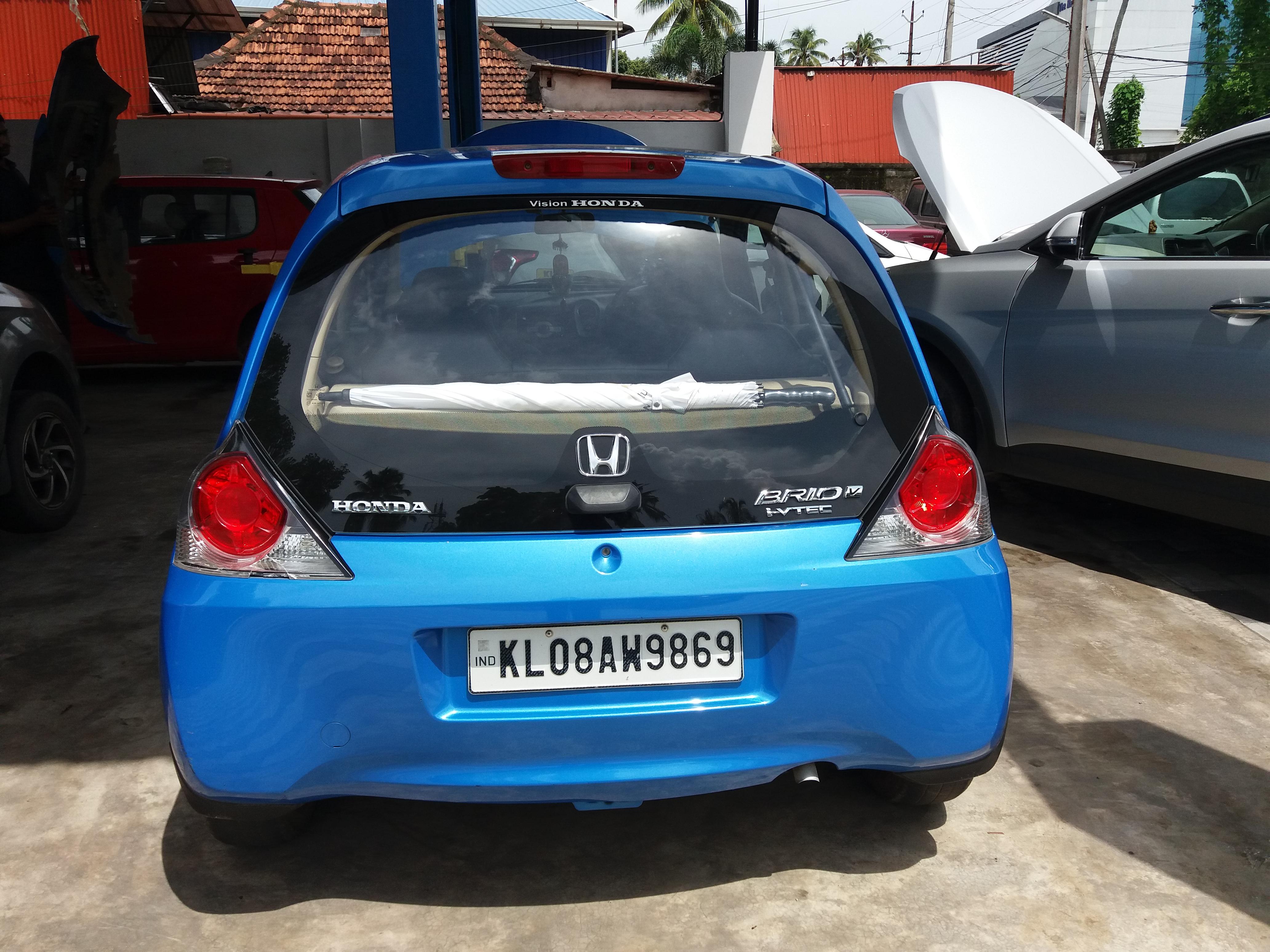 Honda Brio car repair and service center in Ernakulam (2)
