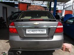Chevrolet Aveo repair workshop in Ernakulam (1)