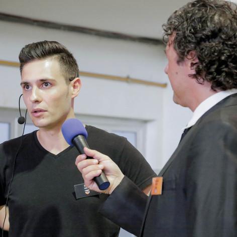 Entrevista ao Diogo Fernandes