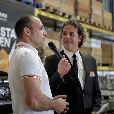 Pedro Serra faz a abertura do evento
