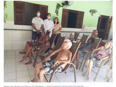 Estado São Paulo :546 unidades de abrigo institucionais 19 casa-lares 25 repúblicas para idosos