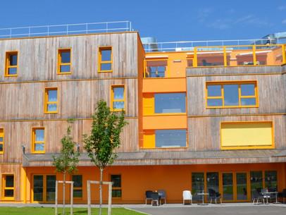 La Maison Geneviève LAROQUE ,entre os 10 melhores residenciais geriátricos no mundo, pelo ponto de v