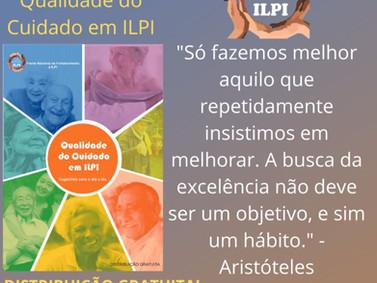 Qualidade do cuidado em ILPI