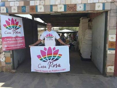 Brasiliense cria acolhimento a pessoas LGBT expulsas de casa