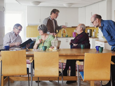 LGBT retirement home: the end of the rainbow -Estocolmo- Suécia