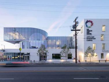 Centro LGBT de Los Angeles - Campus Anita May Rosenstein,com moradia, Los Angeles, CA, EUA