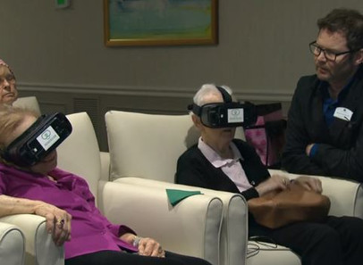Como Será? Realidade virtual leva idosos a locais nunca antes explorados por eles