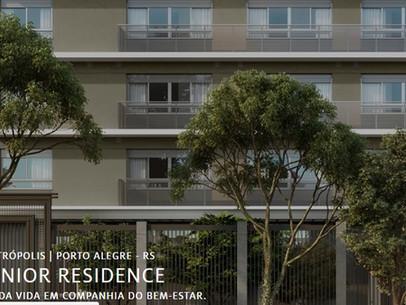 2021...Vintage Senior Residence...prédio para idosos terá lazer, posto de saúde e até botão de emerg