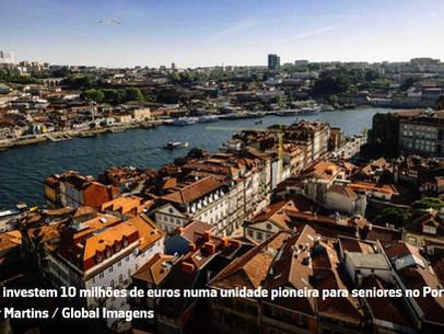 Israelitas investem 10 milhões de euros numa unidade pioneira para seniores no Porto