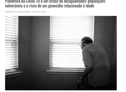 Pandemia da Covid-19 e um Brasil de desigualdades: populações vulneráveis e o risco de um genocídio