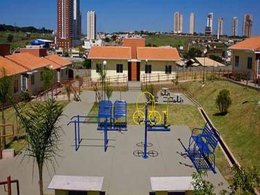 Políticas Públicas - Programa Vila Dignidade -  Governo Estado de São Paulo - 2009 .