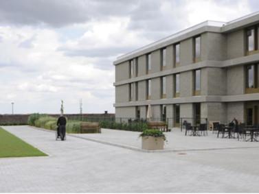 Care home,Huise-Zingem, Flanders, Belgica, está entre as 10 melhores Residenciais Geriátricas