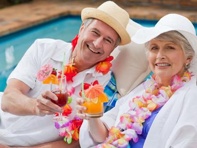 Turismo - Terceira idade movimenta o turismo nacional
