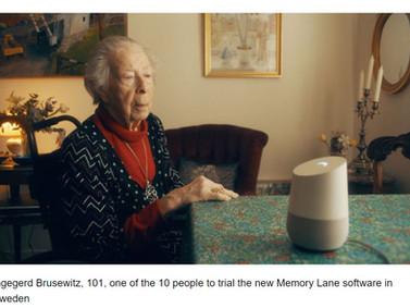 Memory Lane: a ferramenta de inteligência artificial que pergunta às pessoas mais velhas...
