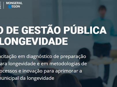 CURSO DE GESTÃO PÚBLICA PARA LONGEVIDADE CURSO GRATUITO...Custos de transporte, hospedagem, alimenta