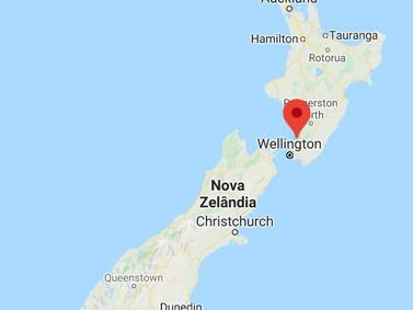 Waikanae Lodge - Waikanae,Wellington-Nova Zelândia.