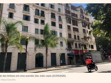 Política Pública -Palacete dos Artistas - São Paulo -SP
