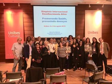 Simpósio Internacional Envelhecimento Ativo -América Latina.