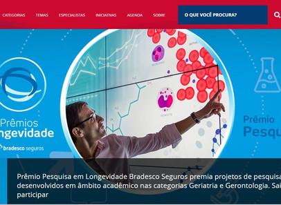 Bradesco Seguros - Prêmios Longevidade 2019.