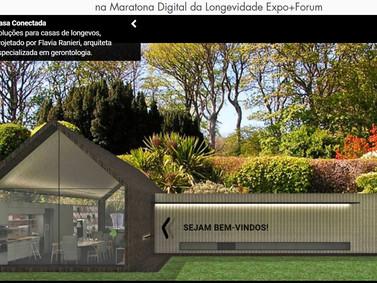 Casa Conectada - Maratona Digital da Longevidade Expo + Fórum 2020