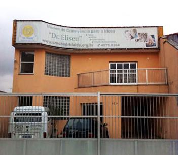 """Dr Klaide -""""DR. ELISEU"""" - NÚCLEO DE CONVIVÊNCIA PARA O IDOSO- Centro Dia Filantrópico- San"""