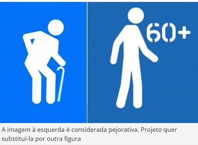 Seguridade aprova projeto que proíbe símbolo pejorativo para identificação de idoso
