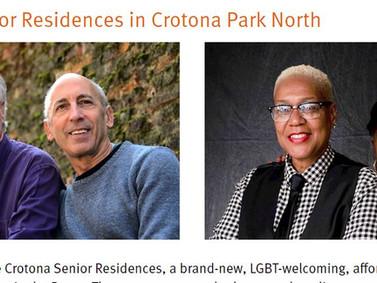 Crotona Senior Residences,novo conjunto habitacional  LGBT - Nova York