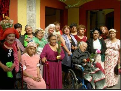 Casa Xochiquetzal, no México, é um oásis para prostitutas idosas.