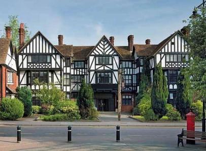 Entre os 10 locais mais caro para morar, Rothschild Place, High Street, Tring, Hertfordshire.