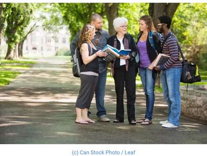 Life On A College Or University Campus – An Alternative Retirement Destination -Vida em uma faculdad
