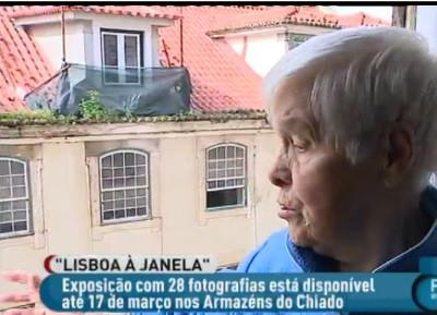 """Portugal""""Lisboa à Janela"""" mostra idosos a viver isolados em pleno coração da capital"""