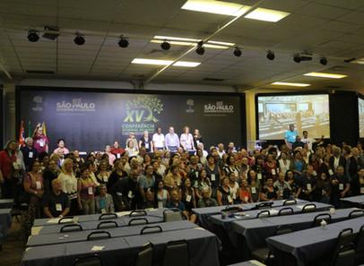 XV Conferência Estadual do Idoso de São Paulo