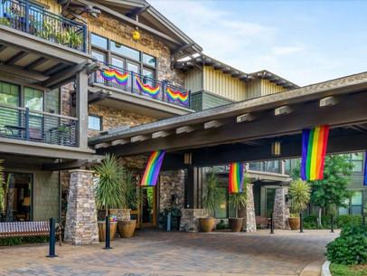 Comunidades e cidades para aposentados LGBTQ + nos EUA