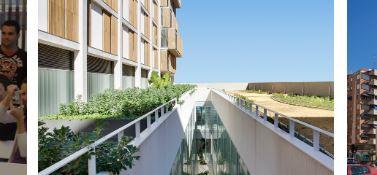 Proyecto Municipal de Viviendas Intergeneracionales y Servicios Comunitarios en Alicante.