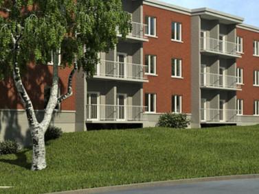 La Grande Vie, coopérative de solidarité en habitation -Sherbrooke - Québec - Canadá