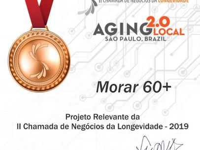Projeto RELEVANTE - II Chamada de Negócios da Longevidade Aging 2.0