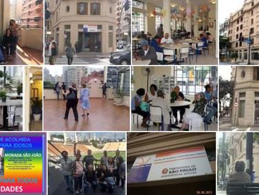 Políticas Públicas - Centro de Acolhida Especial Morada São João - São Paulo.