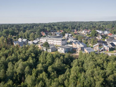 Conjunto Residencial Quartier am Wald / Störmer Murphy and Partners - Alemanha