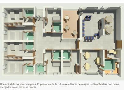 Habitatges supervisats i unitats de convivència, el nou model valencià de residències de majors per