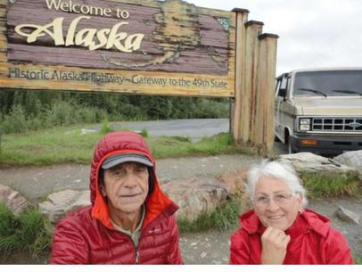 Em 2017 o casal Darci,74 anos e Elza,71 anos decidem passar 326 morando em seu  Furglaine 87.