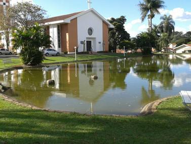 Cidade Geriátrica - Lar dos Velhinhos de Piracicaba.