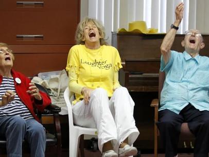 Na Alemanha, os aposentados descobriram uma nova maneira de evitar ficar sozinho.