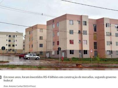 33 milhões de brasileiros não têm onde morar, aponta levantamento da ONU