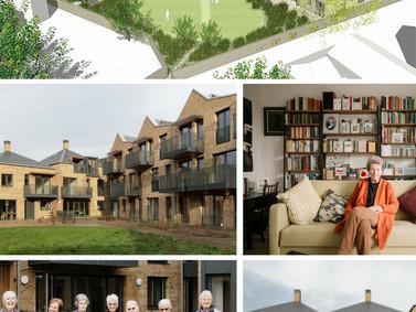 New Ground Cohousing-OWCH (Cohousing das mulheres mais velhas)