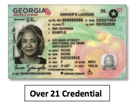 The New Georgia License