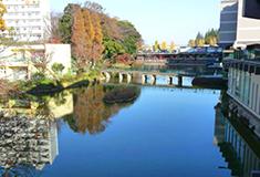 竹山団地便利な暮らしもゆたかな自然もの画像