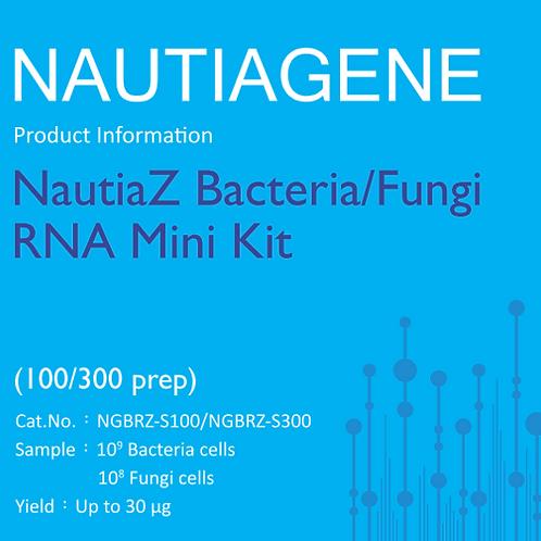 NautiaZ Bacteria / Fungi RNA Mini Kit 操作手冊